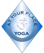 Yoga At Your Place Logo